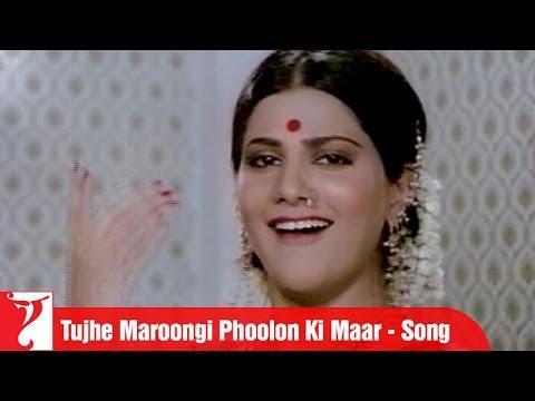 Tujhe Maroongi Phoolon Ki Maar - Full Song - Nakhuda