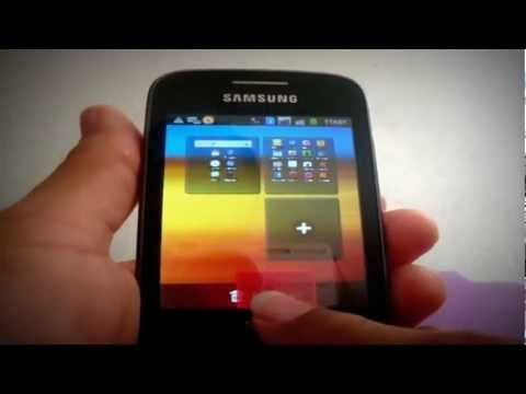 Samsung S6102B Galaxy y Duos Young Smart Phone
