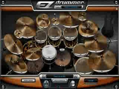 Metal drum beat - Can you play this? Drum Kit From Hell!