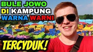 PRANK TERCYDUK! Orang Kapok Habis Ngrasani Londokampung di Kampung Wisata Jodipan, Malang