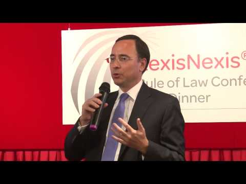 LexisNexis Rule of Law in Myanmar - A Personal Journey