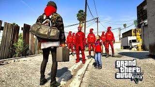 GTA 5 REAL LIFE MOD #6 WRONG TURN! (GTA 5 REAL LIFE MOD)