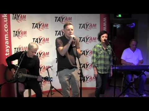 Deacon Blue Live at Radio Tay Part 4 - Dignity
