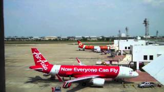 Air Asia ground activities