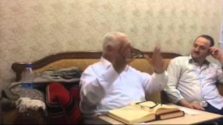 Çantacı Necmi Abi Nur Sohbetleri