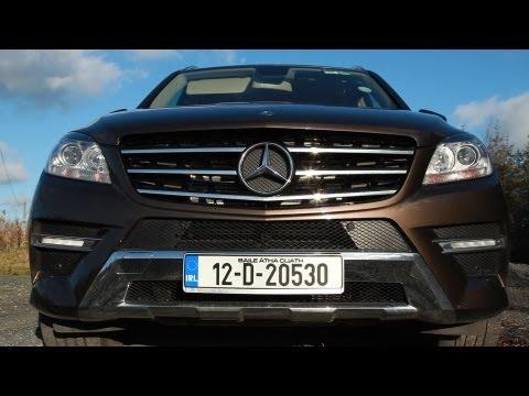 New Mercedes ML 250 full review