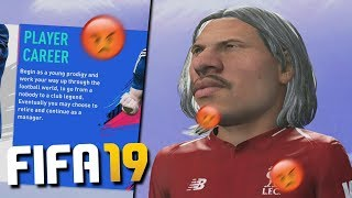 9 STUPIDEST THINGS IN FIFA 19 PLAYER CAREER MODE!!!