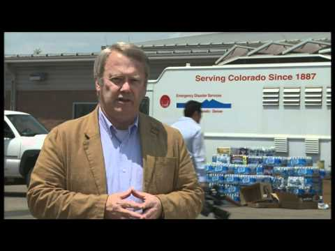 Colorado wildfire: Donation center to aid High Park fire victims ...