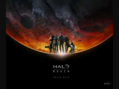 Halo Reach Soundtrack (OST) - Lone Wolf HD