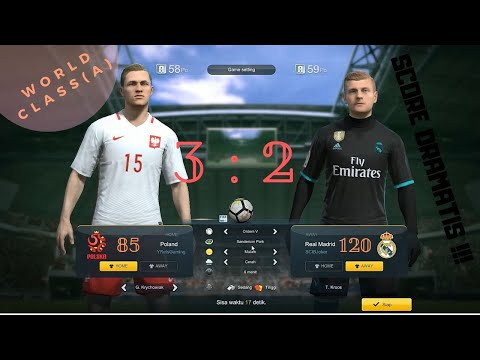 POLAND SERIES (PART 1 OF 5) || POLAND VS REAL MADRID || FIFA ONLINE 3 INDONESIA