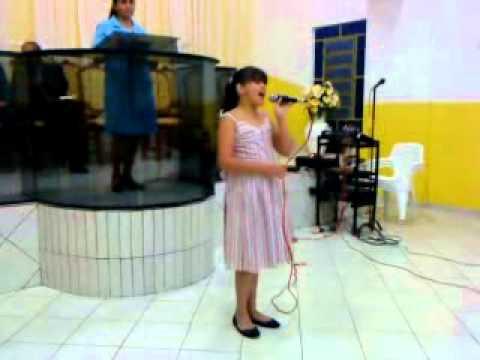Lidya Moises na linda Voz de Sarah Jorge