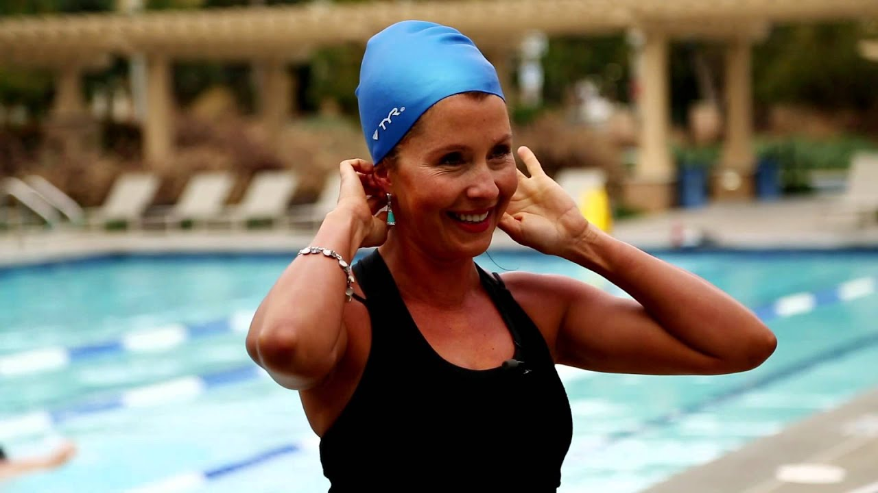 The Best Swim Caps For Women S Long Hair Water Workouts