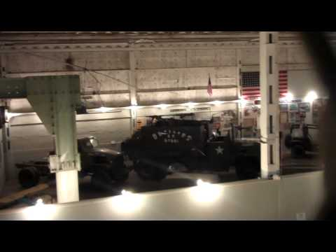 Paranormal Investigation of The Kansas Museum of Military History
