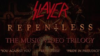 SLAYER - Repentless Video Trilogy (interview)
