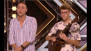 Download Lagu Duo Blows Judges Away With ED SHEERAN MASH UP   Audition 1   The X Factor UK 2017 Gratis STAFABAND
