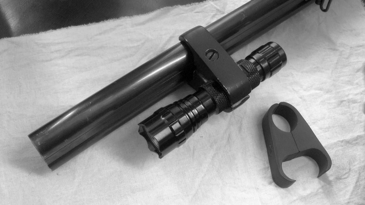 Крепления, кронштейны для ружья без встроенной базы