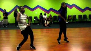 Money in the bank-swizz beatz choreography