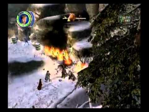 Le Cronache di Narnia: Il Leone, La Strega e L'Armadio (GameCube, PS2, Xbox) – Gameplay