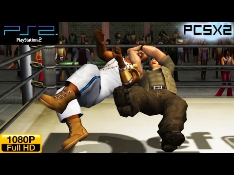 Def Jam Vendetta - PS2 Gameplay 1080p (PCSX2)