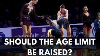 Should the Age Limit Be Raised?