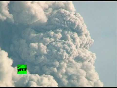 Merapi Eruption: Travel chaos as volcano spews massive clouds of ash