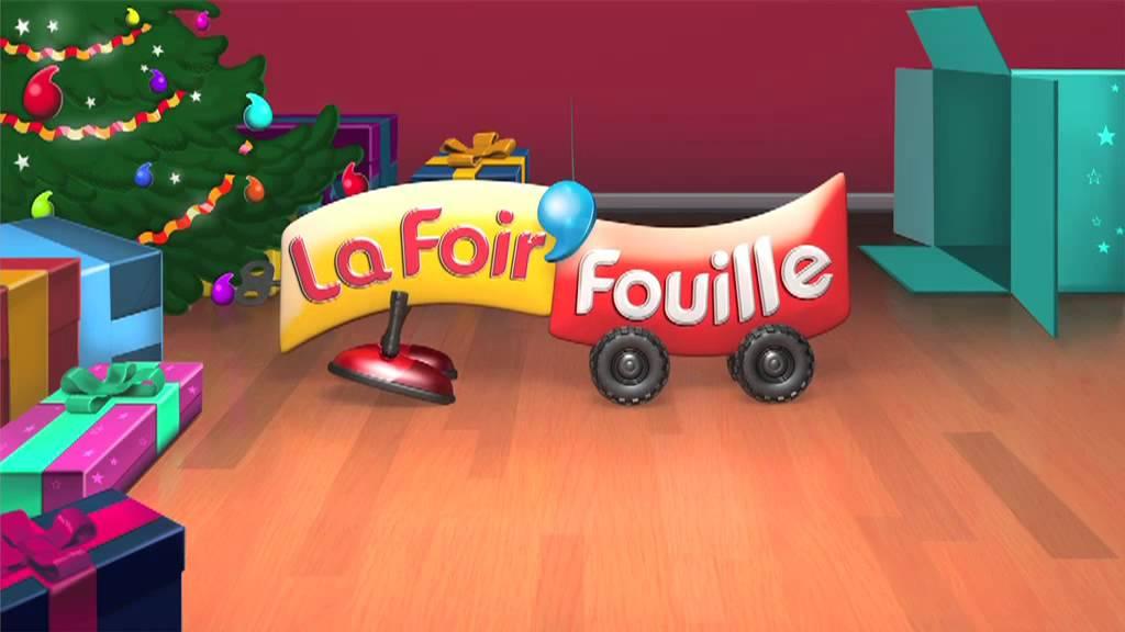 La Foir 39 Fouille Spot Sc Nes De M Nage Jouet Youtube