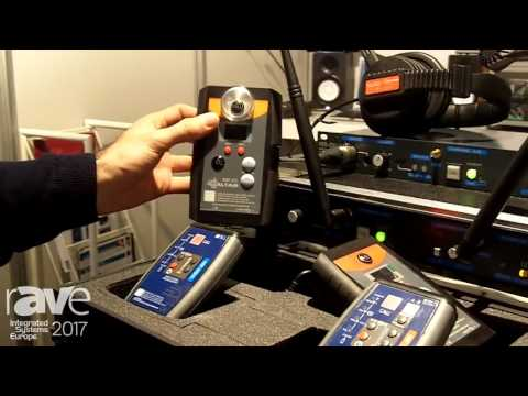 ISE 2017: ALTAIR Shows WBP-200 HD Wireless Belt Packs