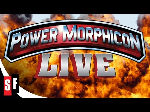 Power Morphicon LIVE - From Shout! Factory