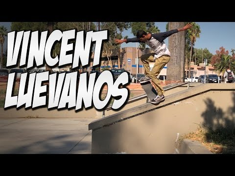 VINCENT LUEVANOS SKATING WITH BLKWD DENIM !!! - NKA VIDS -