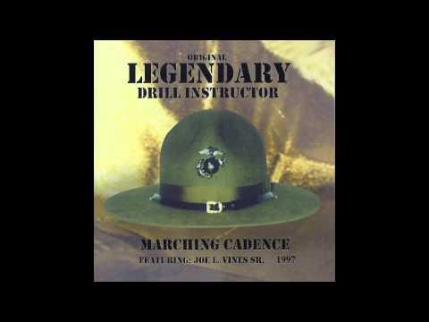 Marching Cadence | Original Legendary Drill Instructor