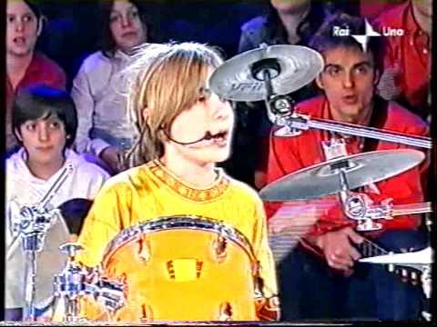 Latte Rock Domenica In 2003 Mara Venier medley Jovanotti