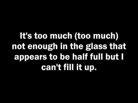 Lower Than Atlantis - High At Five (Lyrics)