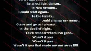 Pink Video - Pink - Runaway  [Lyrics]