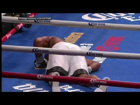 JOSE UZCATEGUI VS ANDREA DIRRELL ...JOSE KNOCK OUT BY MEMBER OF DIRRELL TEAM