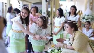 Chris & Haii Wedding Celebration Thailand (Full Video) 1080P