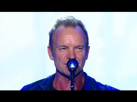 Стинг спел «Every Breath You Take» на «Новой волне» в Сочи