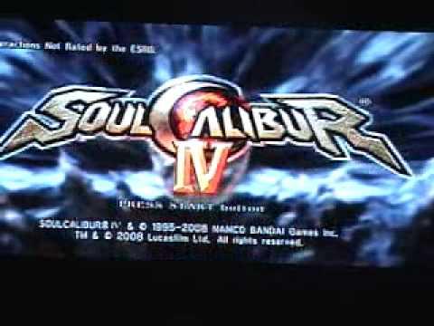 SOUL CALIBUR 4 REVIEW