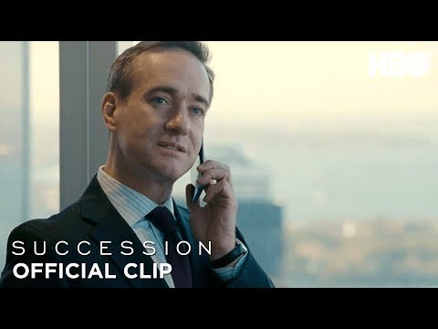 'You're on Speakerphone!' Ep. 5 Official Clip | Succession | HBO | Jesse Armstrong