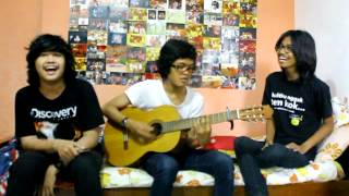 Dirly idol feat Gea idol-kemenangan hati cover by yufi,mahatma,imok'