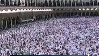 Sheikh Shuraim Jummah Salaah