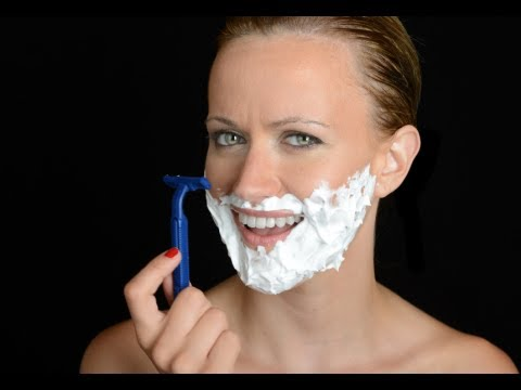 Female facial hair pictures