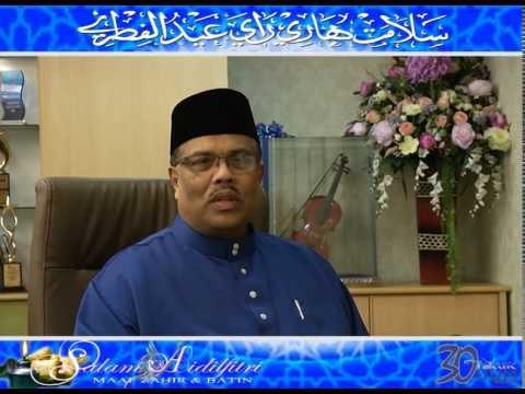 Ucapan Raya Dari Pengurusan Universiti Utara Malaysia