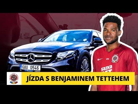 AAA Auto: Vyjížďka s Hráčem měsíce září Benjaminem Tettehem