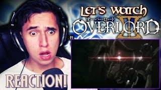 THE GIANT OF THE EAST!!| Overlord III Episode 2 REACTION! & REVIEW!!