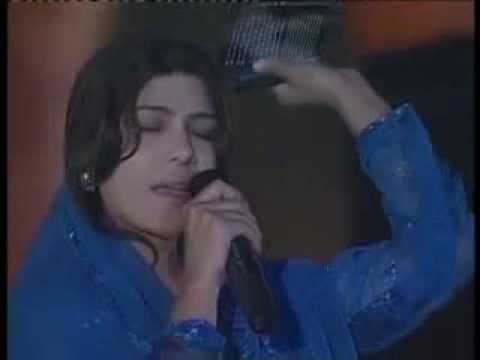 Shabnam Majeed  sings a ghazal by Sir Allama Mohammad Iqbal Good Old PTV Lahore!