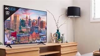 "TCL 43S517 43"" 4K Ultra HD Roku Smart LED TV Review"