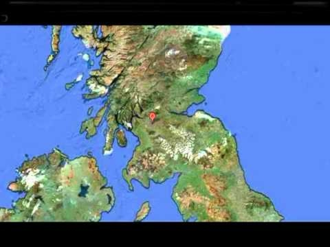 SCOTLAND-CHICAGO HAM RADIO CONTACT