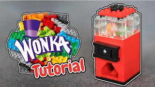 How to Build a Mini LEGO Gumball Machine (Gobstopper)
