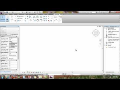 tutorial revit cubiertas parte 1