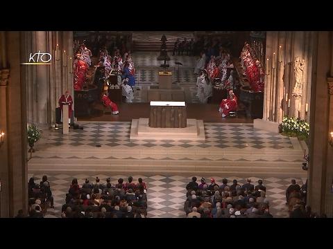 Messe d'action de grâce pour la béatification des Martyrs du Laos - Paris, France
